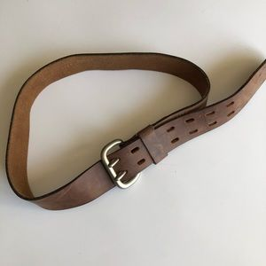 Abercrombie and Fitch Distressed Leather Belt sz30